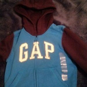 Blue/black Baby gap jacket